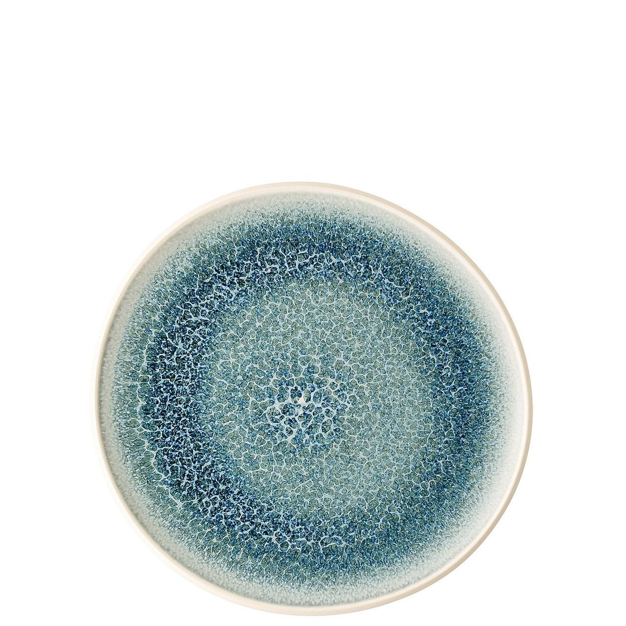 Rosenthal Junto ontbijtbord ø 22cm - aquamarine
