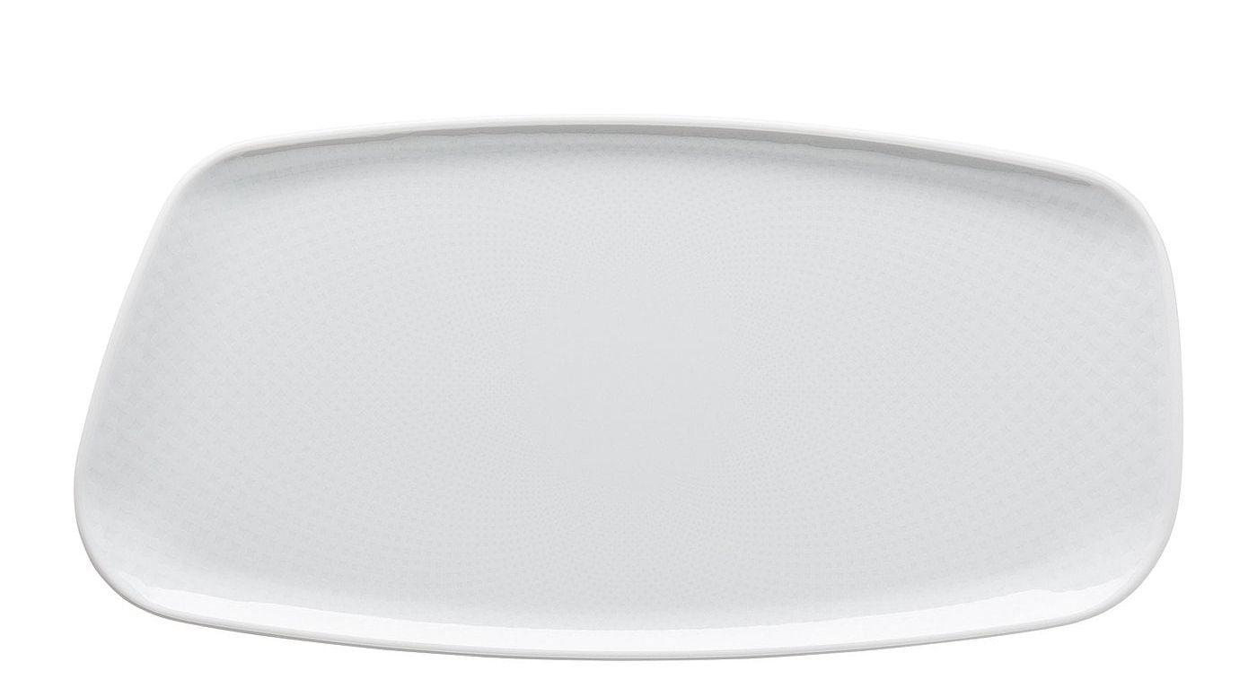 Rosenthal Junto serveerschaal 30x15cm - wit