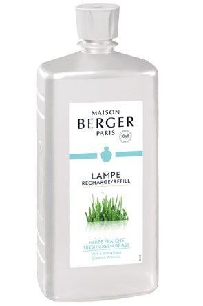 Lampe Berger navulling Fresh Green Grass 1 liter