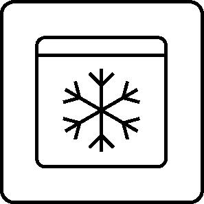 Gefrierschrank