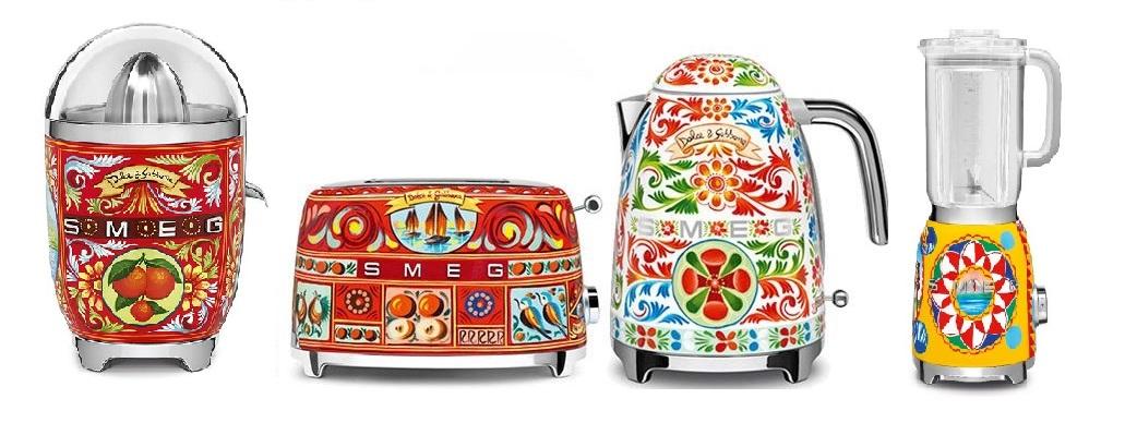 SMEG Dolce & Gabbana