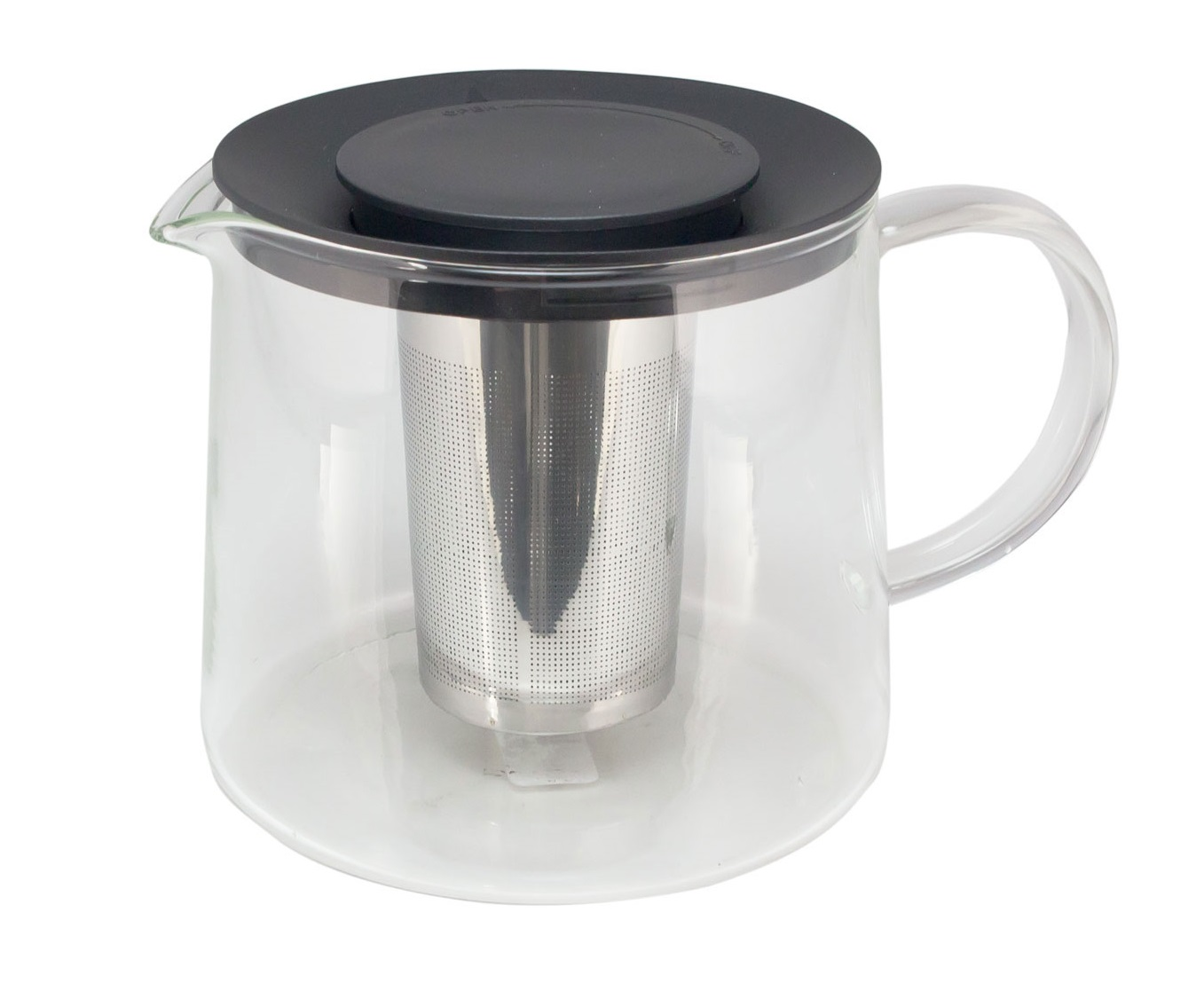 theepot glas 1 5 liter kopen cookinglife theeservies. Black Bedroom Furniture Sets. Home Design Ideas