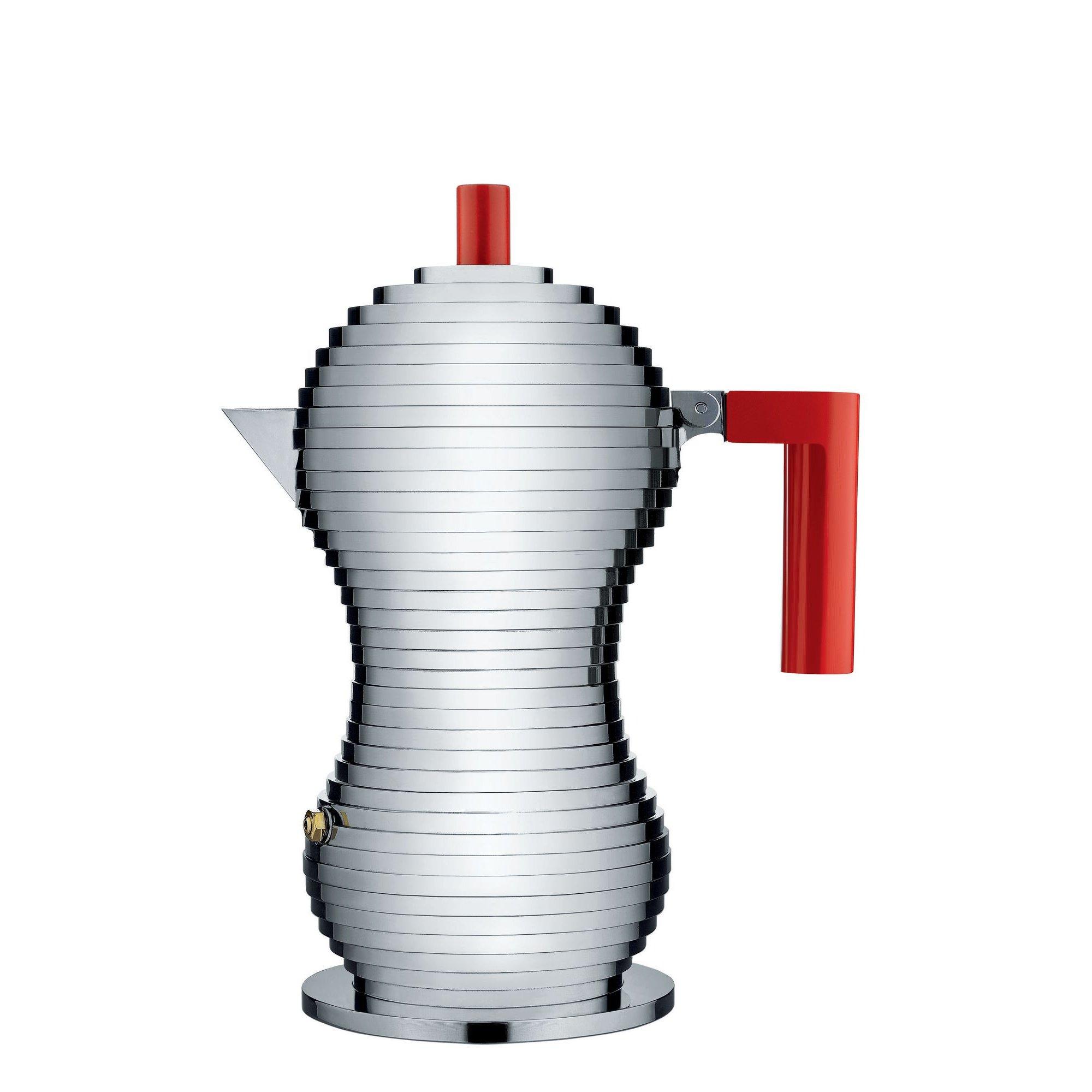 Alessi Percolator MDL02/3 Rood