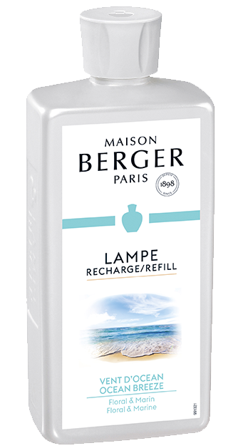 Lampe Berger navulling Ocean Breeze 500 ml