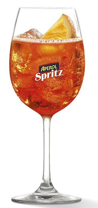 Aperol Spritz Glas