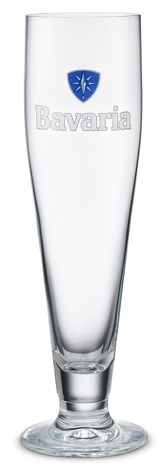 Bavaria voetglas