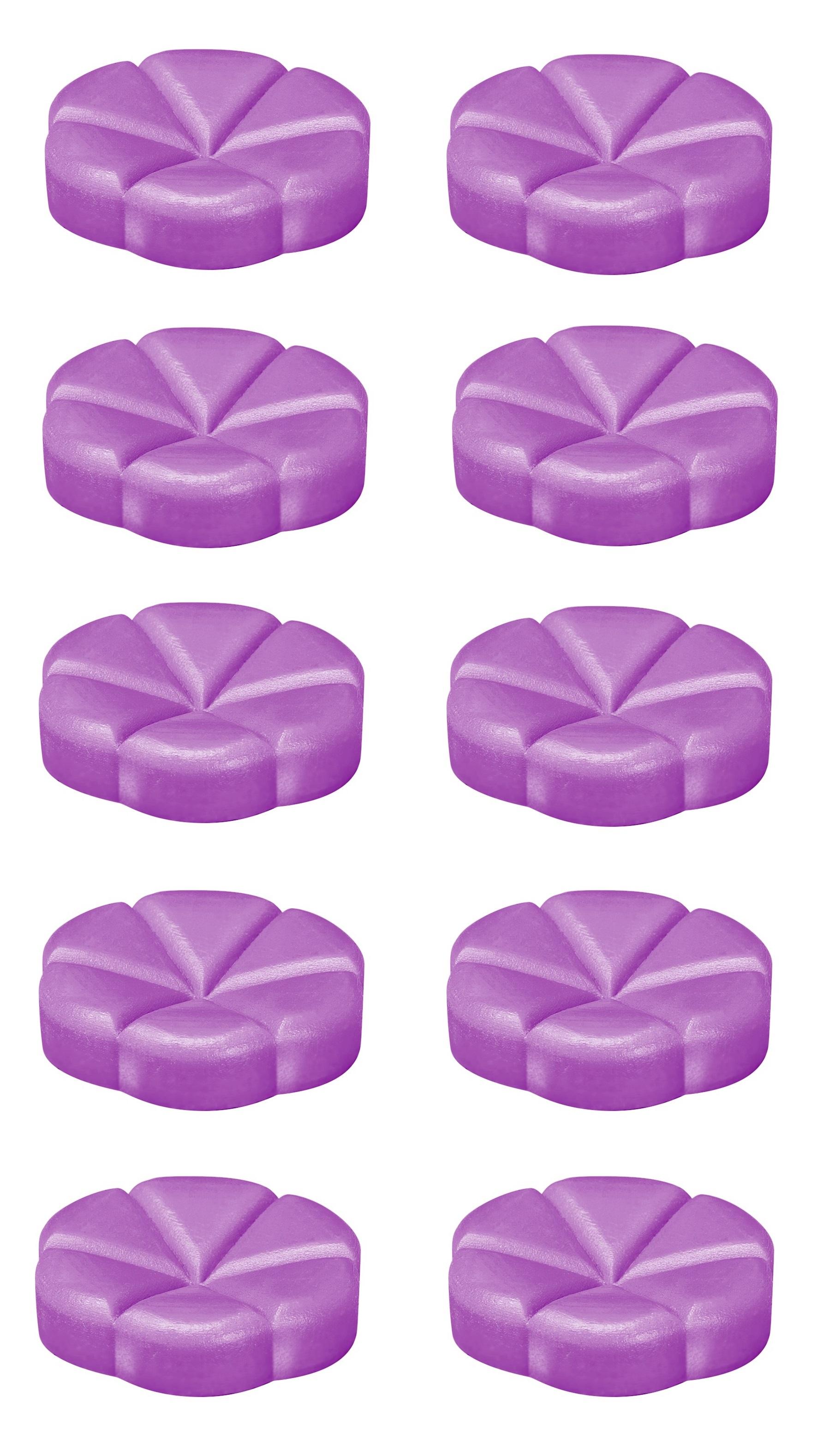 Bolsius geurchips Creations French Lavender - 10 stuks