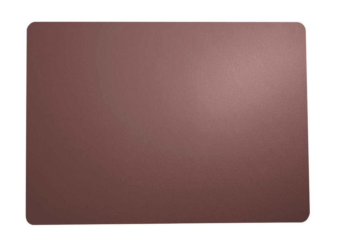ASA Selection Placemat Leer Bruin 33 x 46 cm