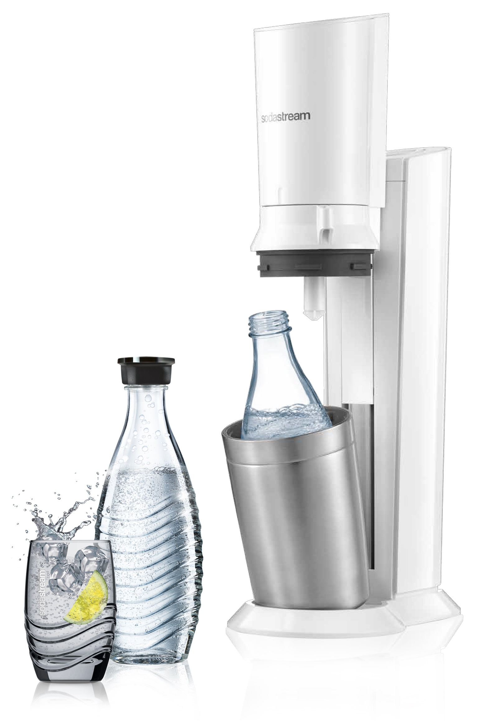 Sodastream Crystal White 2