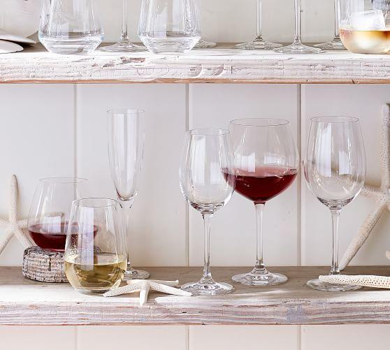 SCHOTT ZWIESEL Serie CLASSICO Rotweinglas 6 Stück Inhalt 545 ml