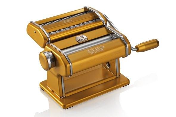 marcato pastamachine goud geel