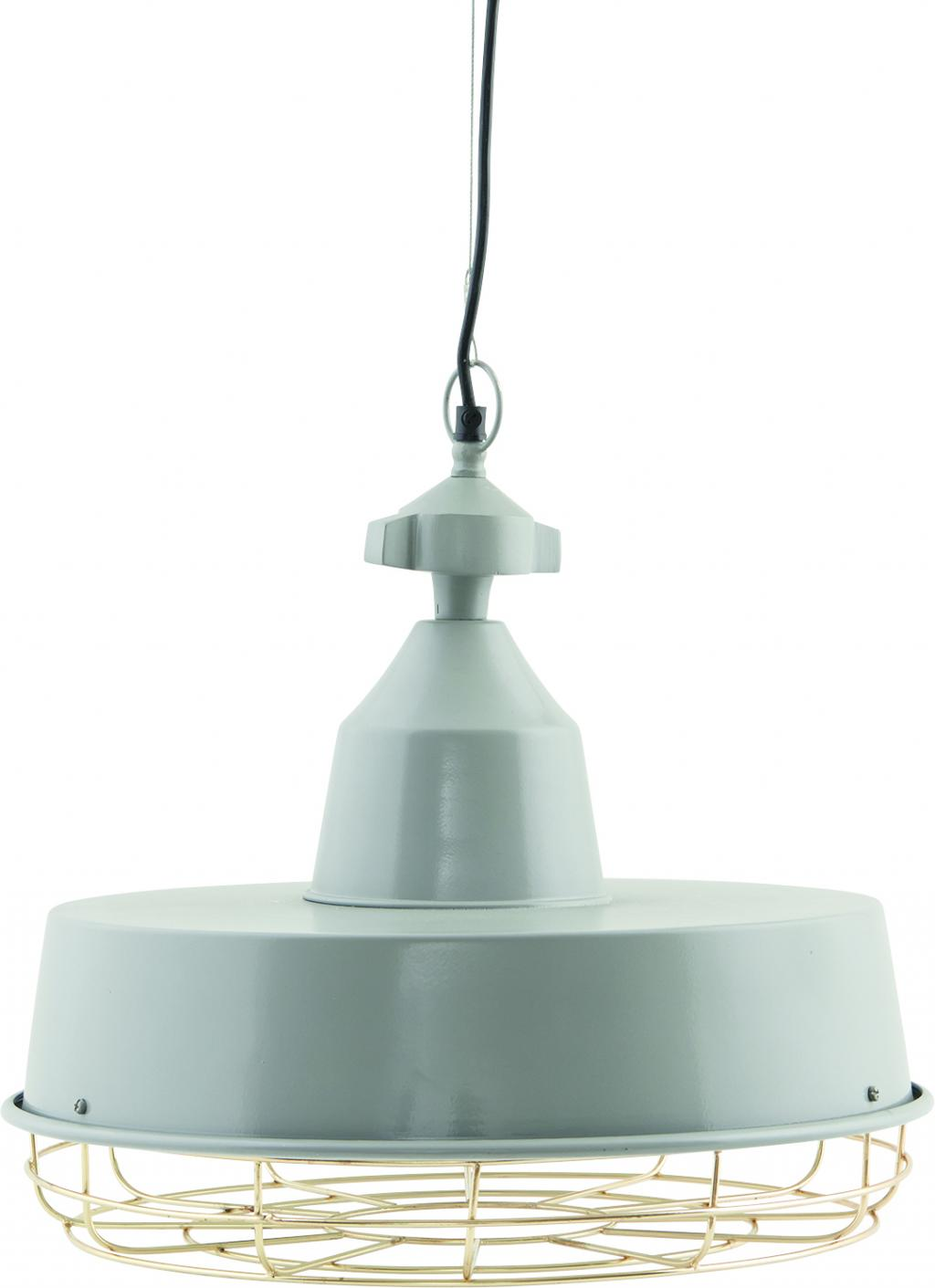 House doctor hanglamp gabsy grijs for House doctor verlichting
