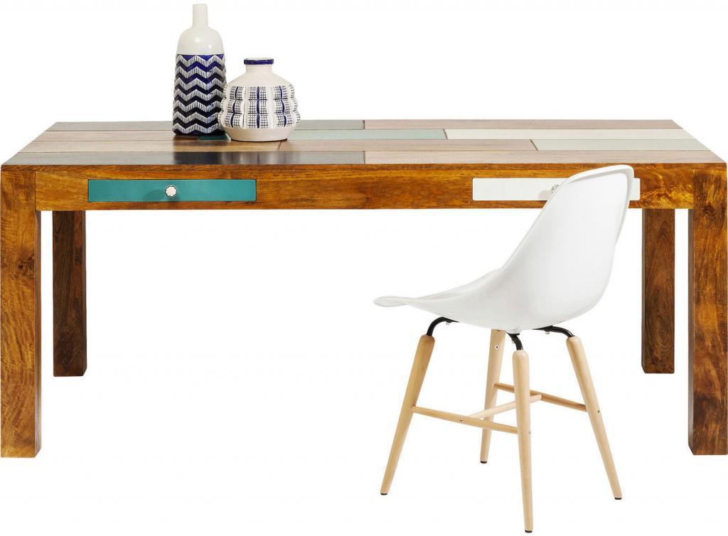 kare design esstisch bablou 180x90x77 cm. Black Bedroom Furniture Sets. Home Design Ideas