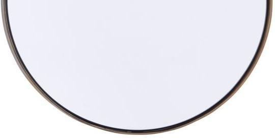 house doctor spiegel reflektion 40 cm antiek brons meubelen verlichting. Black Bedroom Furniture Sets. Home Design Ideas