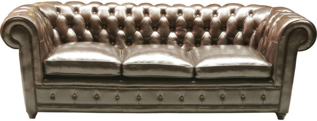 kare design bank oxford 3 zits bycast leather meubelen verlichting. Black Bedroom Furniture Sets. Home Design Ideas