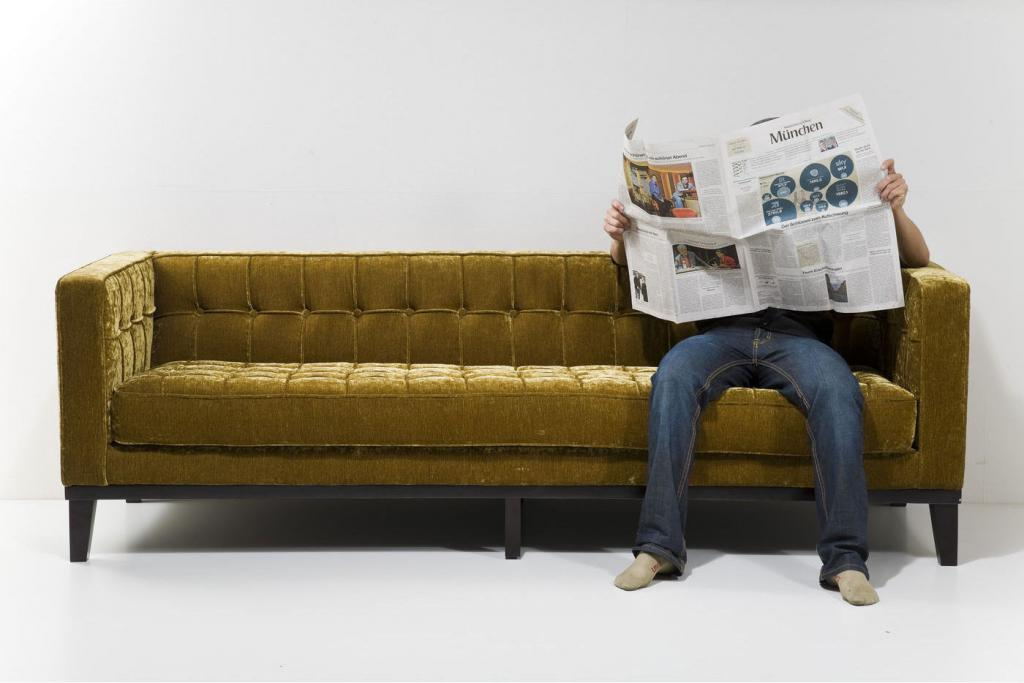 kare design bank mirage 3 zits meubelen verlichting. Black Bedroom Furniture Sets. Home Design Ideas