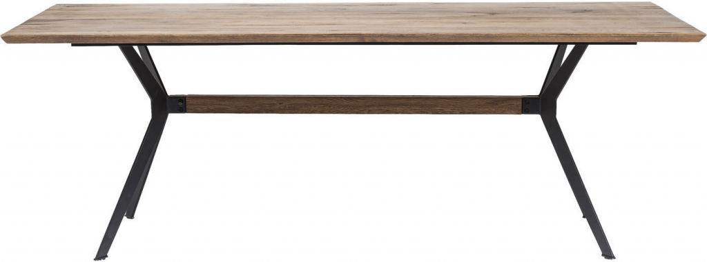kare design tisch downtown 220x100cm. Black Bedroom Furniture Sets. Home Design Ideas