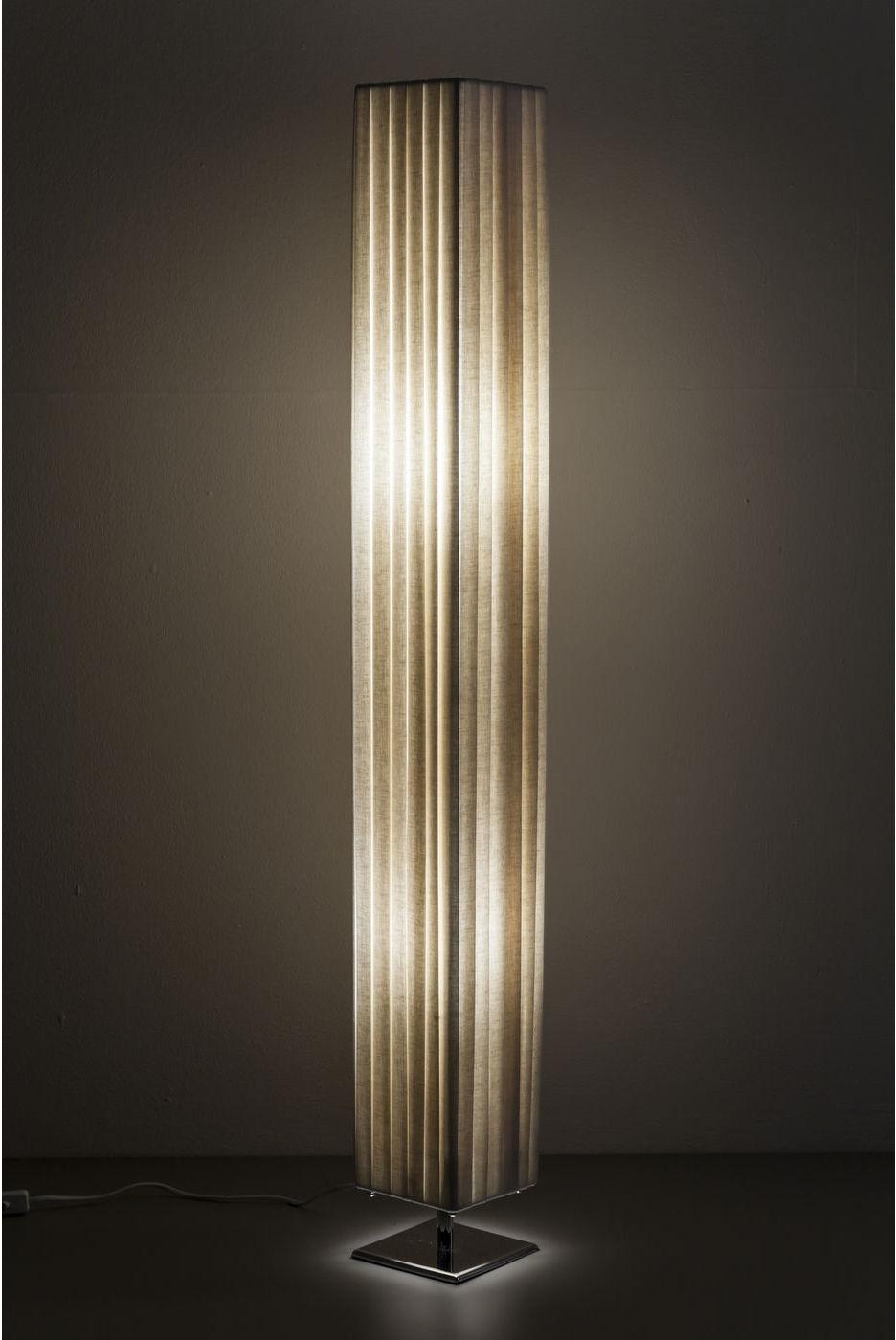 kare design stehlampe facile large wei 120 cm. Black Bedroom Furniture Sets. Home Design Ideas