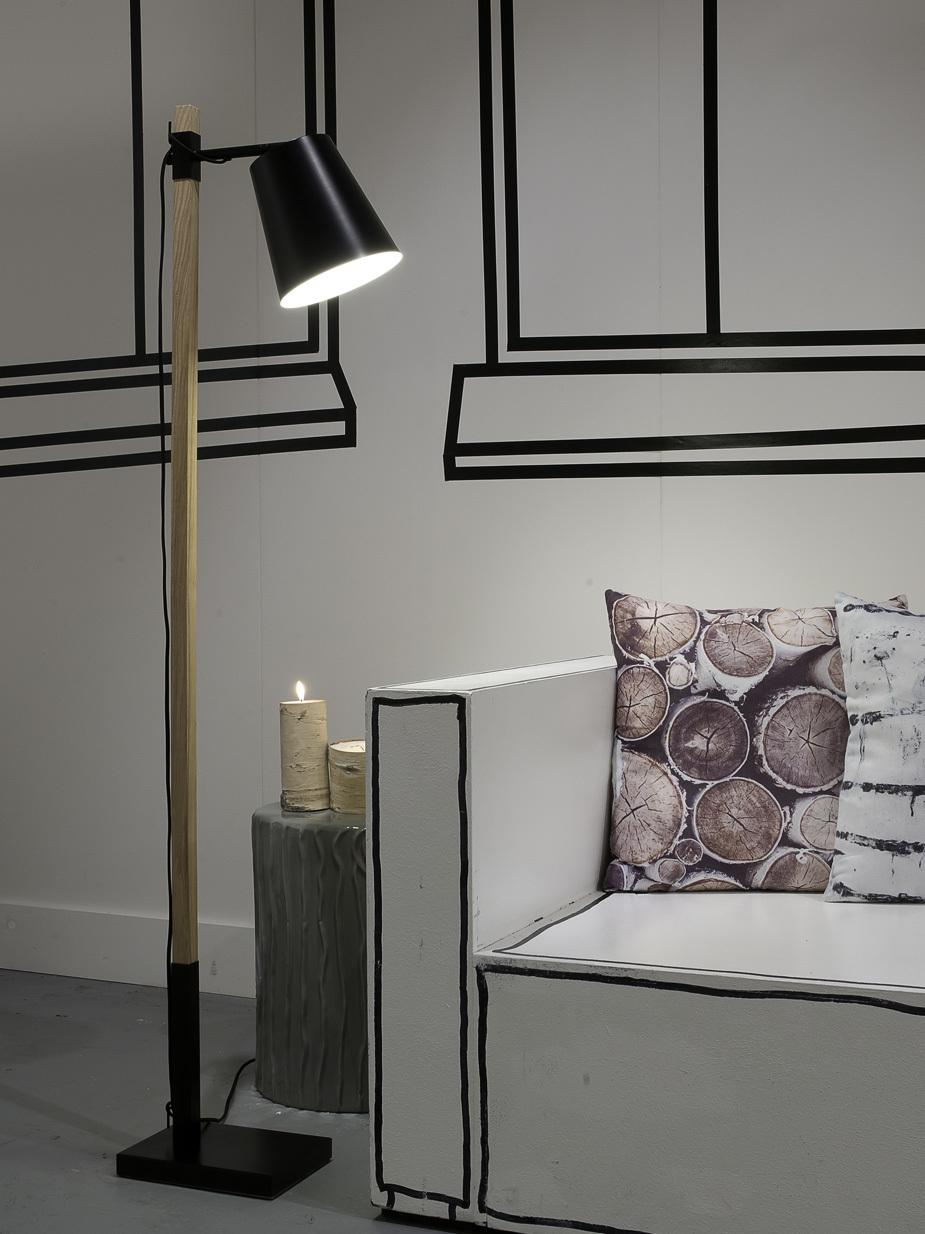 it 39 s about romi vloerlamp sydney zwart meubelen verlichting. Black Bedroom Furniture Sets. Home Design Ideas