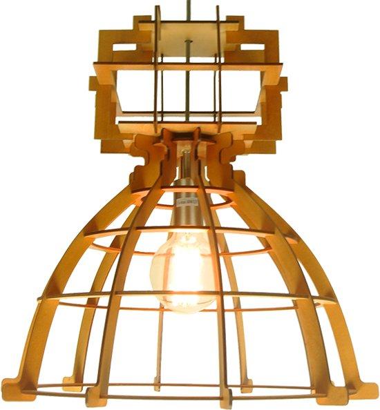Hanglamp wood