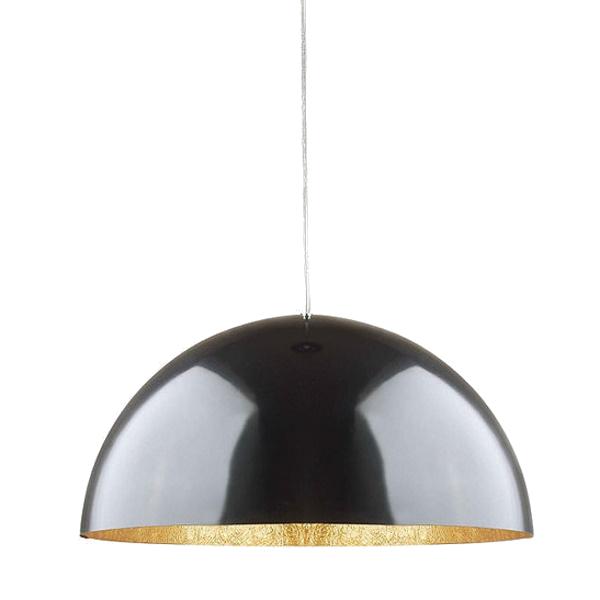 Hanglamp Zwart-Goud