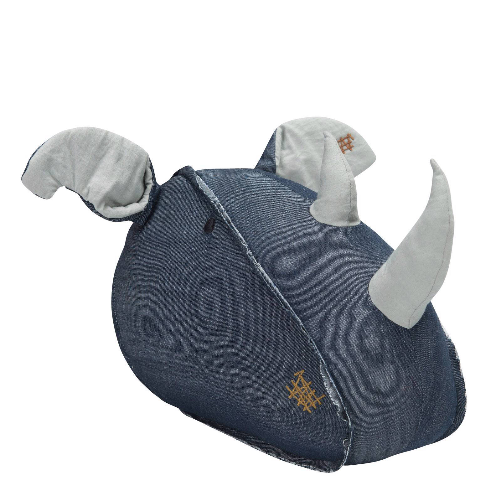 Stapelgoed Rhino denim head