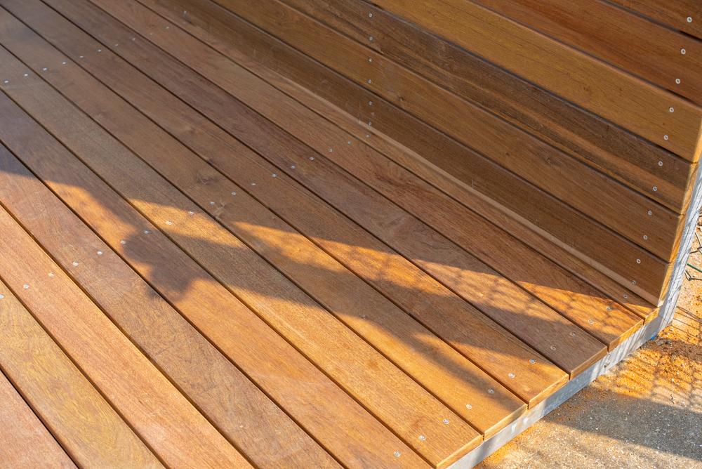 Ipé hardhouten planken 1.9 x 9 cm