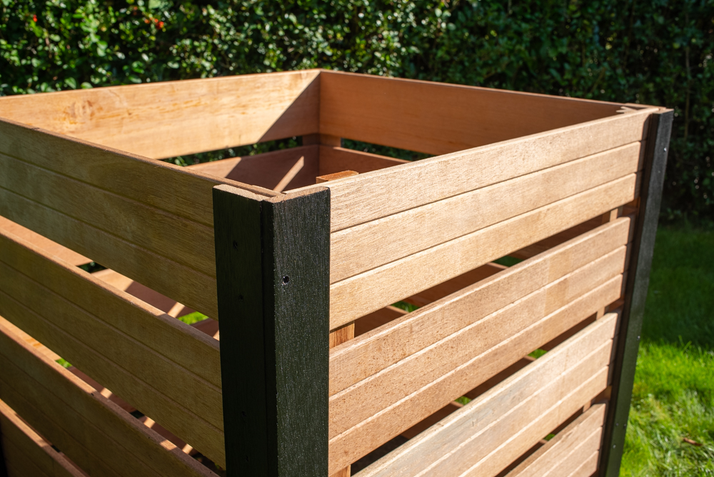 Compostbak detail