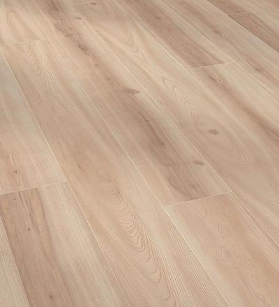 Essenhout binnenvloer licht