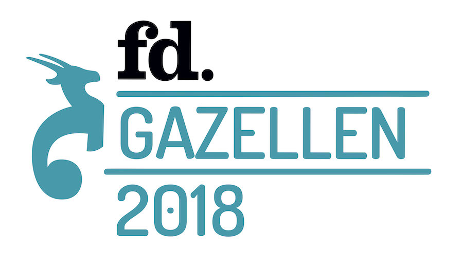 FD Gazellen Awards logo 2018