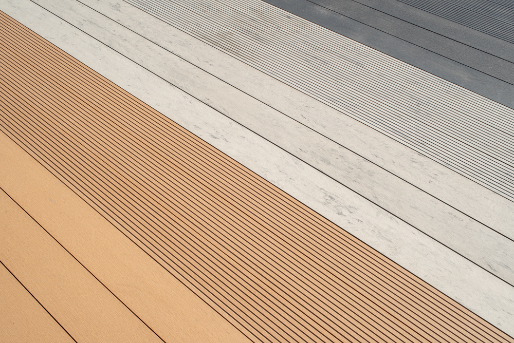 Vlonderplank Massief Tuindeco WPC 2.0 x 14 x 400 cm