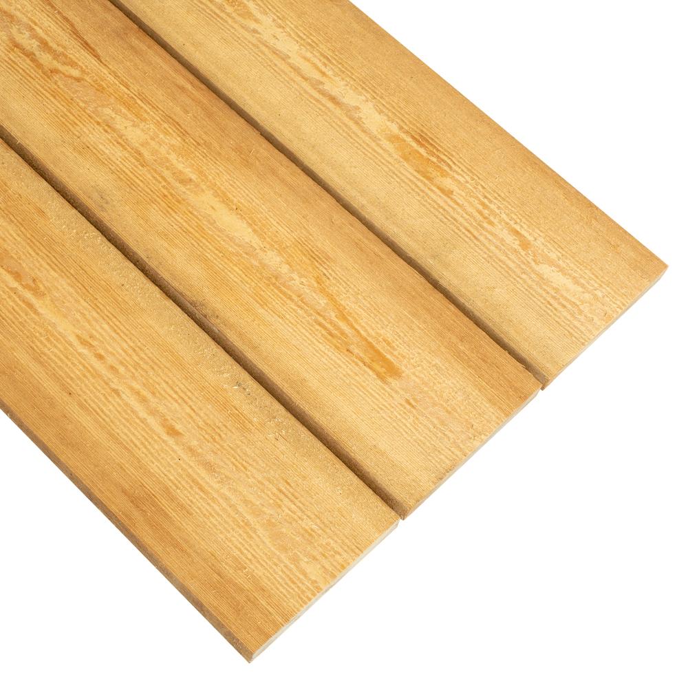 siberisch lariks fijnbezaagde planken