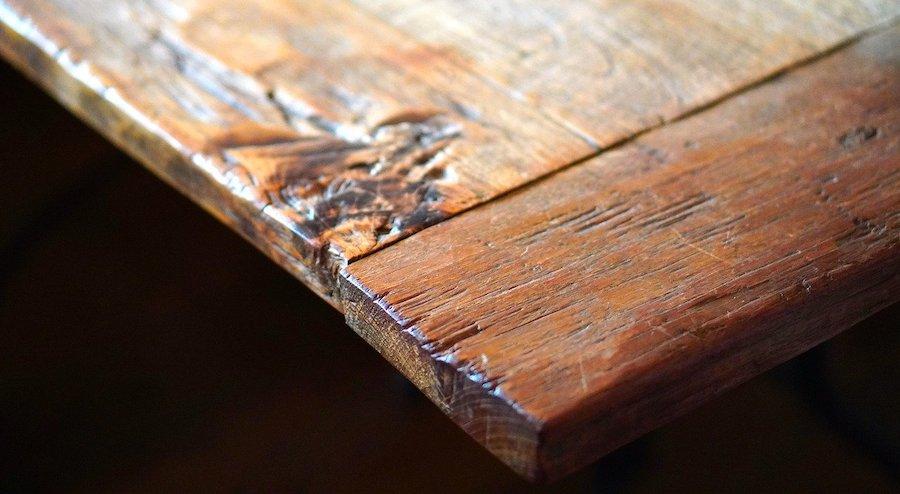 Tafel gebruikt hout