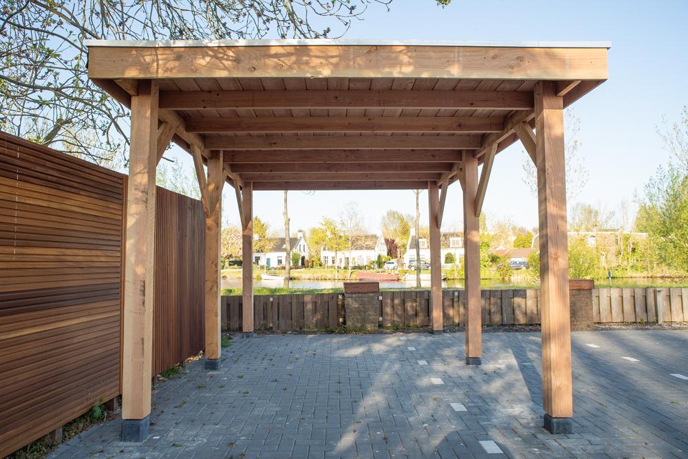 carport uit hout