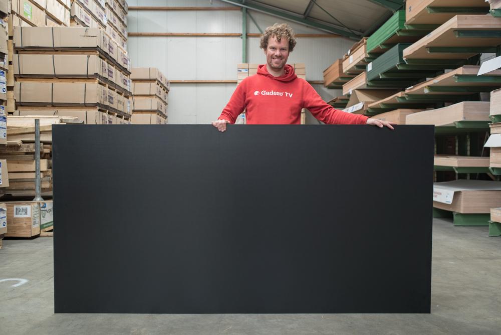 betonplexplaat zwart