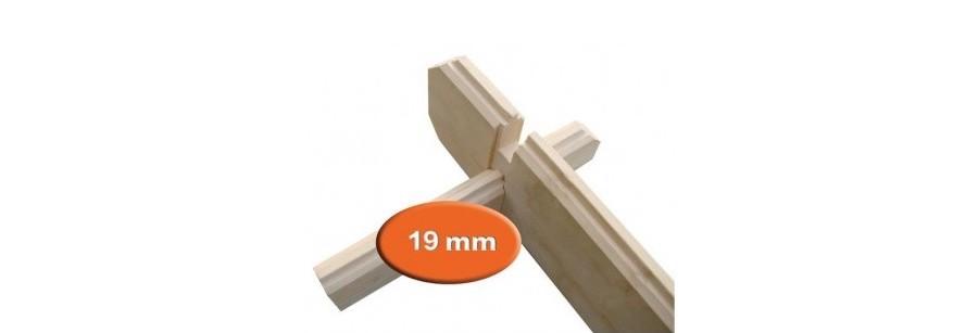 19 mm wanddikte