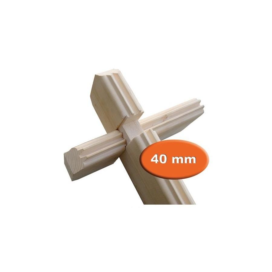 blokhut wanden 40 mm