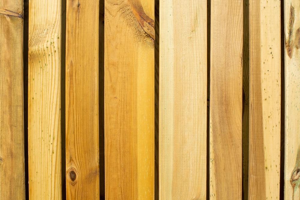 Barcodeprofiel naaldhouten schuttingplanken
