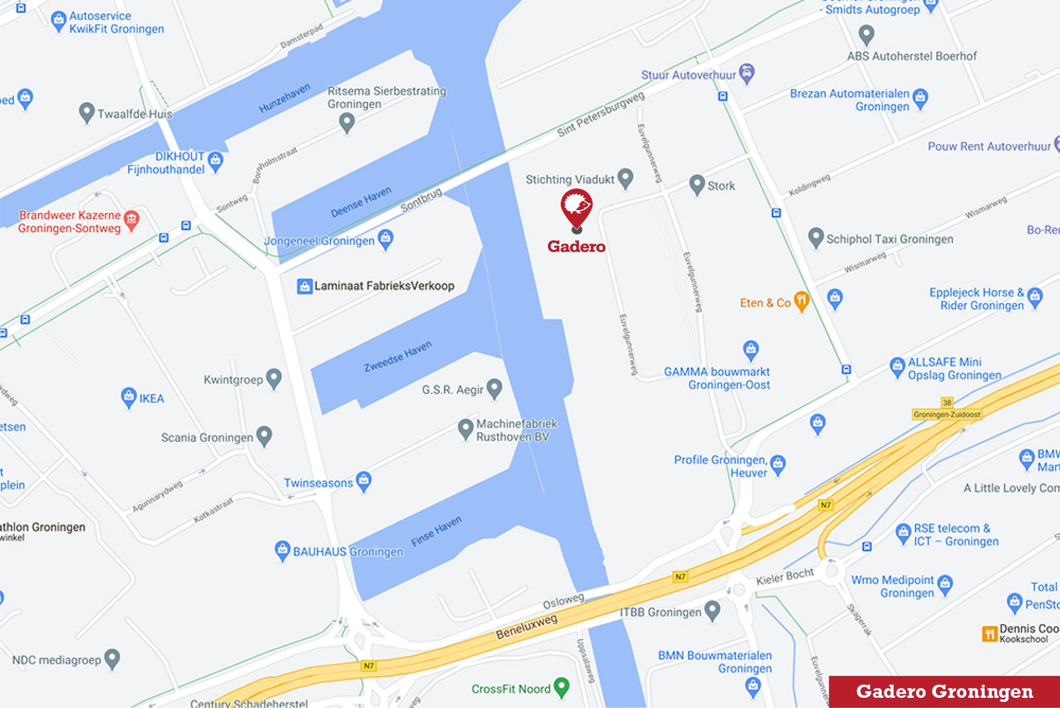 Afhalen Groningen