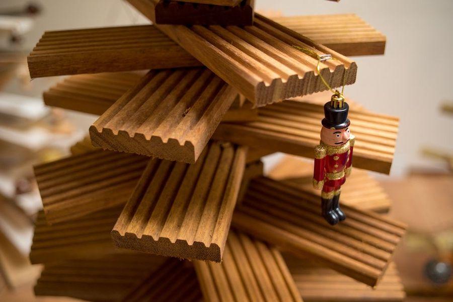 Zelf kerstboom maken