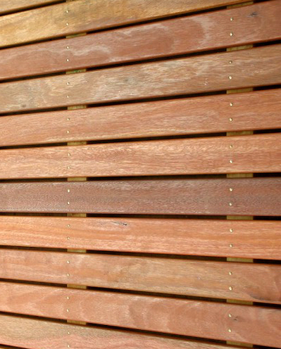 Red Balau hout