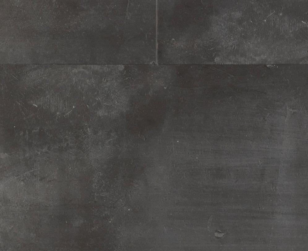 Floer comlux click vinyl vloer tegel leisteen antraciet pvc