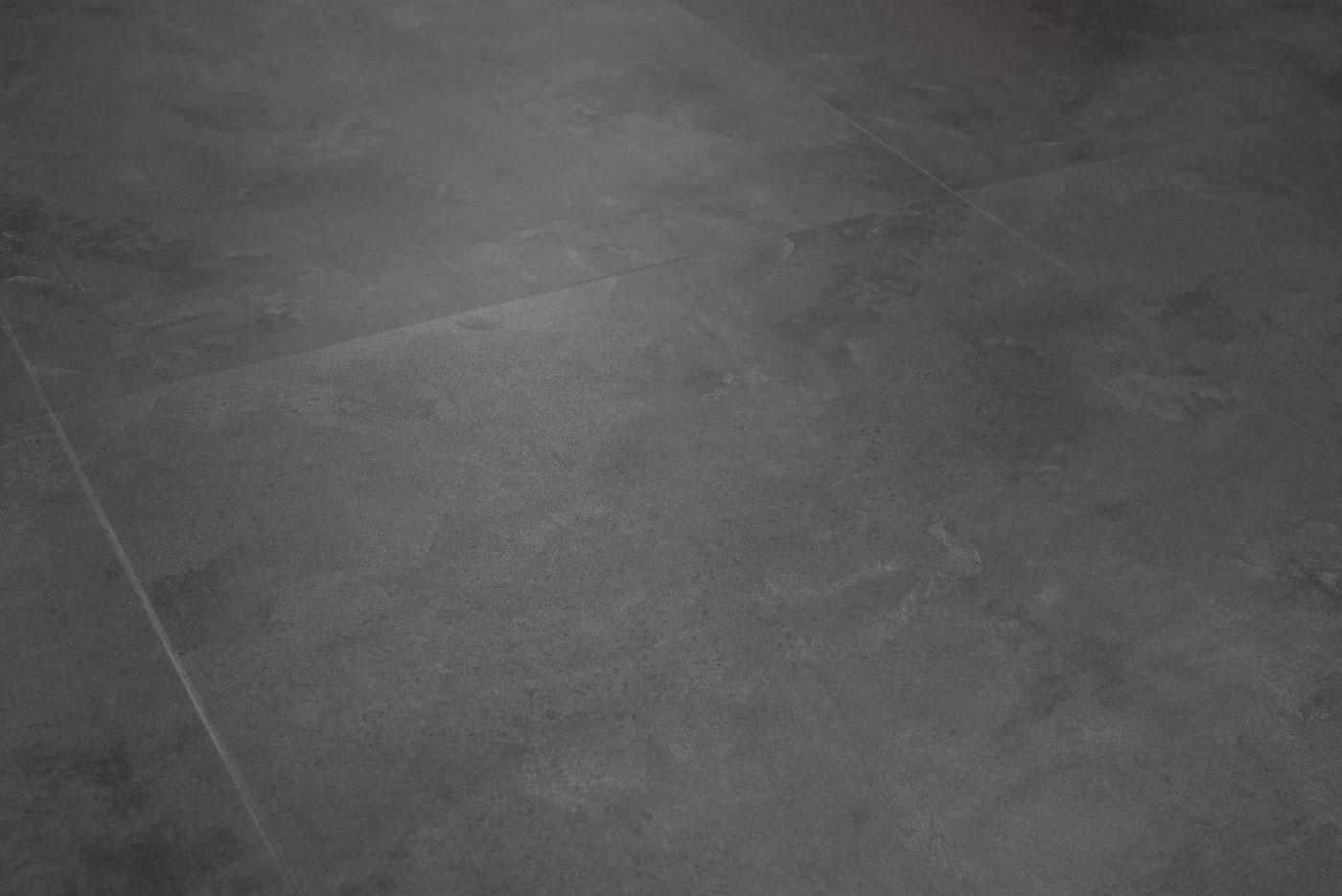 Floer tegel pvc vloeren leisteen zwart