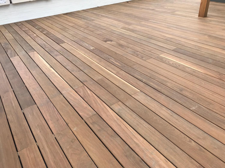 Ou Acheter Bois Ipe lame de terrasse luxe lisse raboté ipé bois dur pour b-fix clips 2.1 x 14.5  cm premium qualité fas
