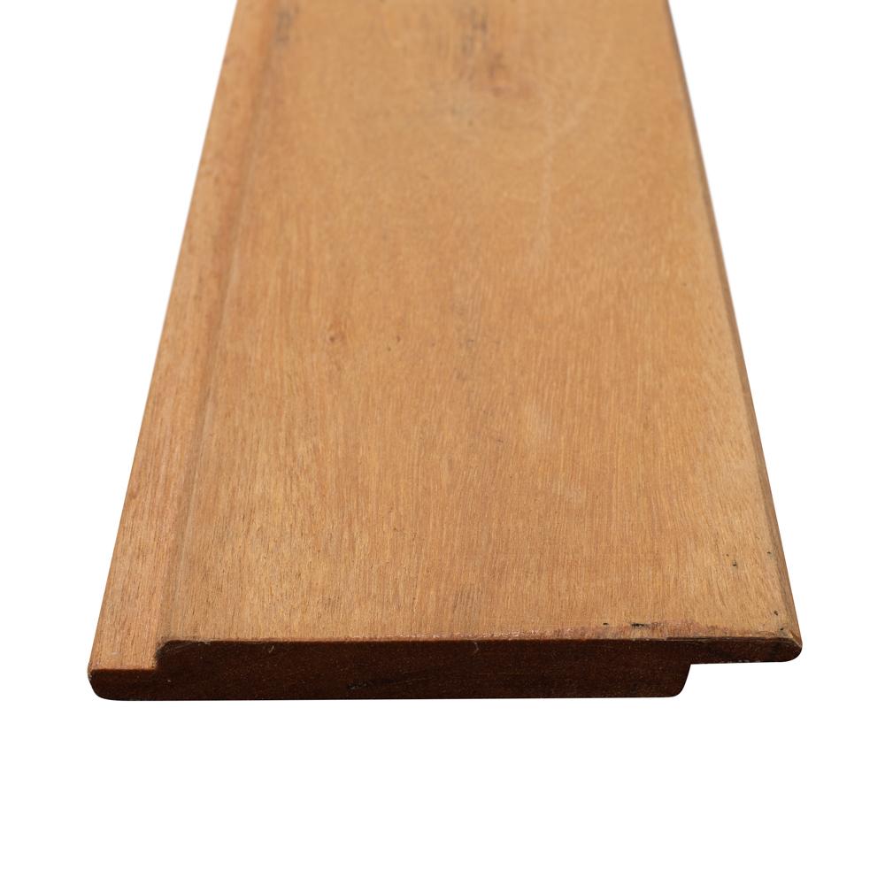 Lames De Bardage Bois Pas Cher channelsiding bardage kapur bois dur 1.6 x 14.5 cm raboté lisse