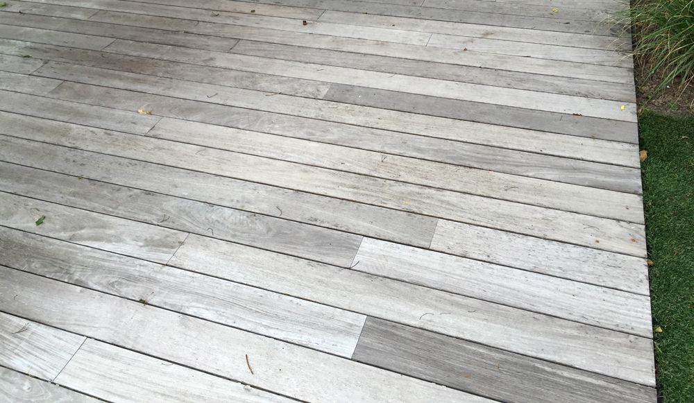 Terrassendiele Ipe Hartholz 2 5 X 14 Cm Glatt Gehobelt