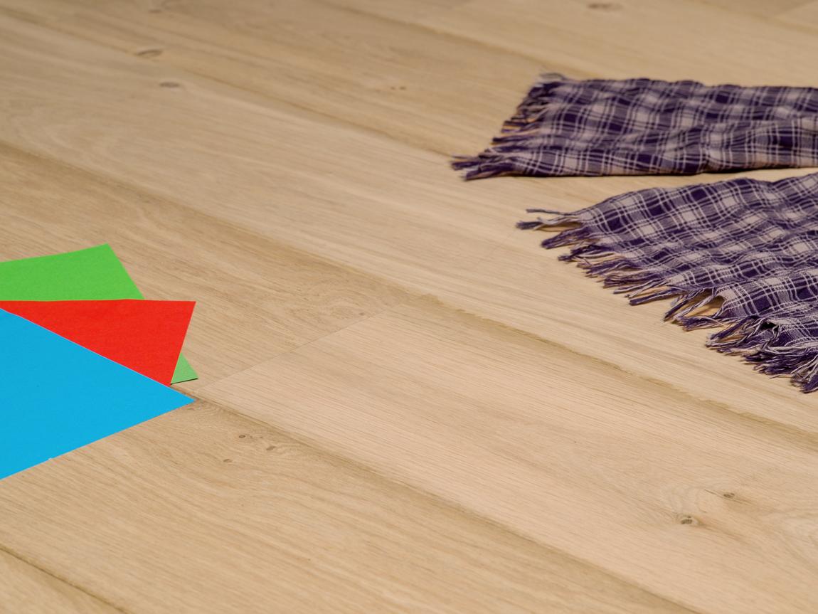 Onbehandelde Houten Vloer : Eiken houten lamel parket vloer onbehandeld hout rustiek abc