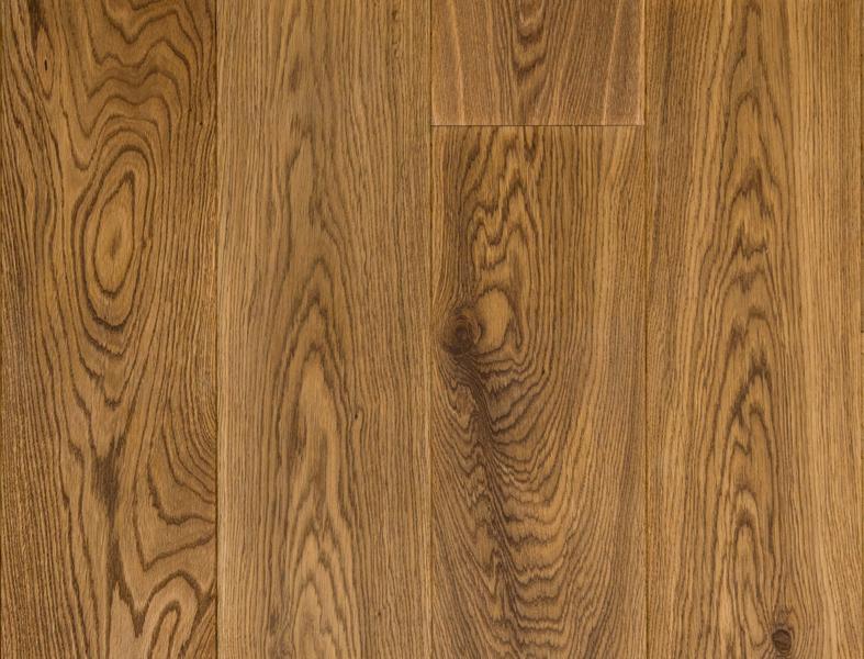 Eiken lamel parket dubbel gerookt geolied houten vloer cm
