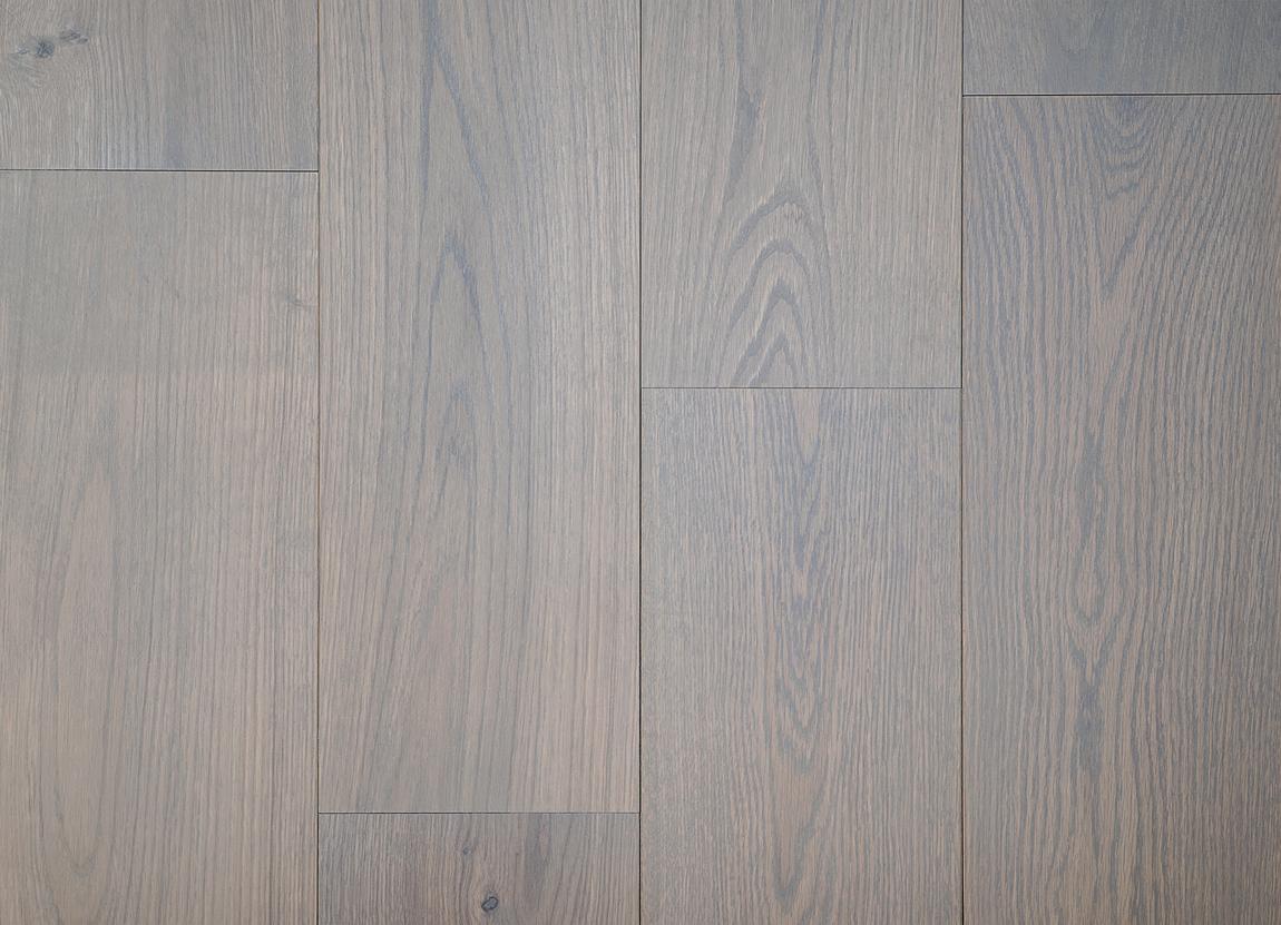 Rustiek eiken lamel parket grijs geolied houten grey vloer