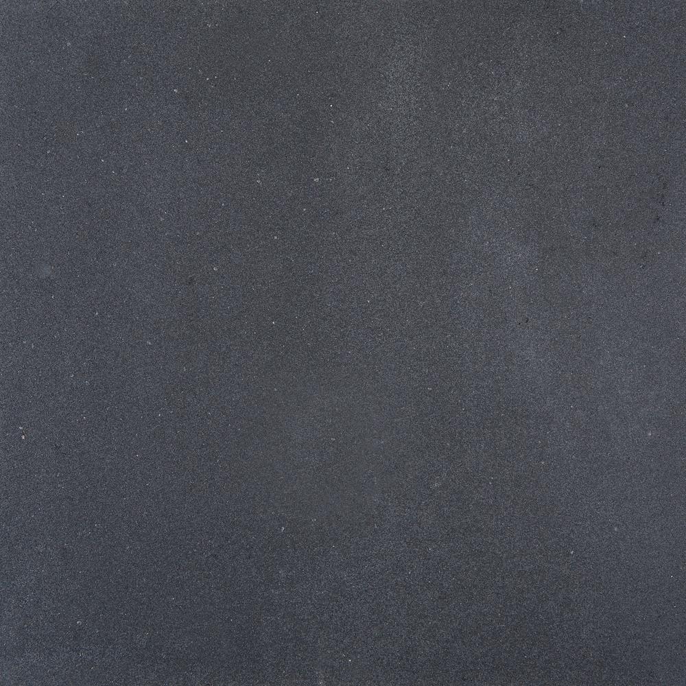 Antraciet Tegels 60x60.Luxe Betonnen Tegel 60x60 Cm Zwart Dikte 6 Cm